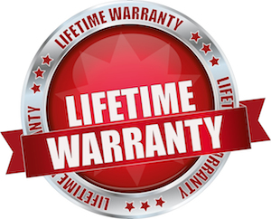 Lifetime Warranty on Window Film